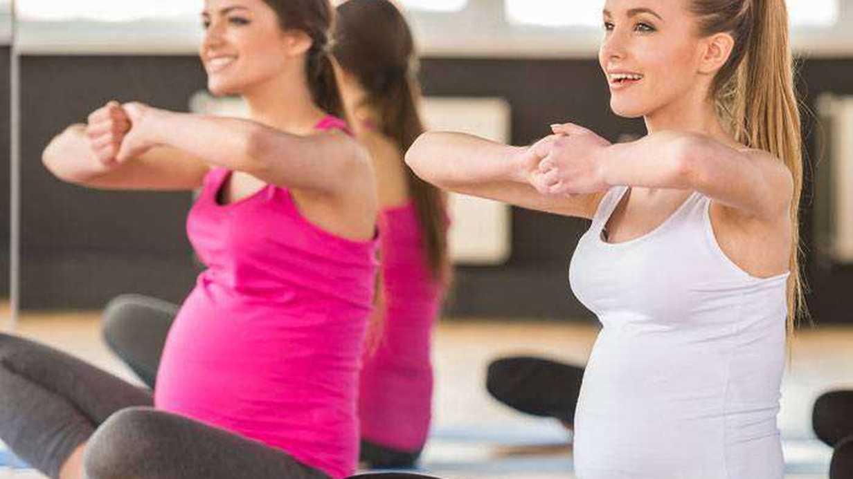 Doğum Öncesi Dinlenme Egzersizleri