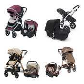 En Çok Tercih Edilen 9 Travel Sistem Bebek Arabası