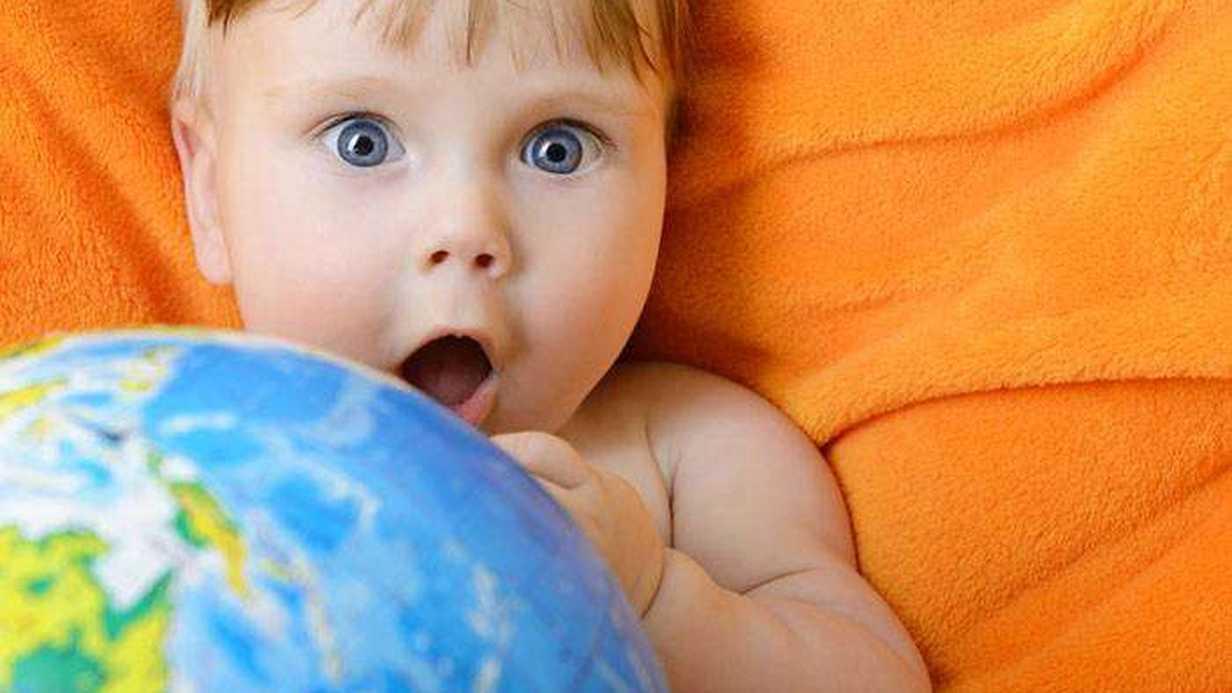 Bebeğiniz Dünyaya Alışıyor