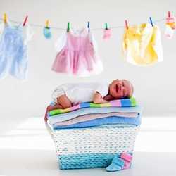 Bebek Kıyafetlerini Yıkarken Bu Önerileri Dikkate Alın!