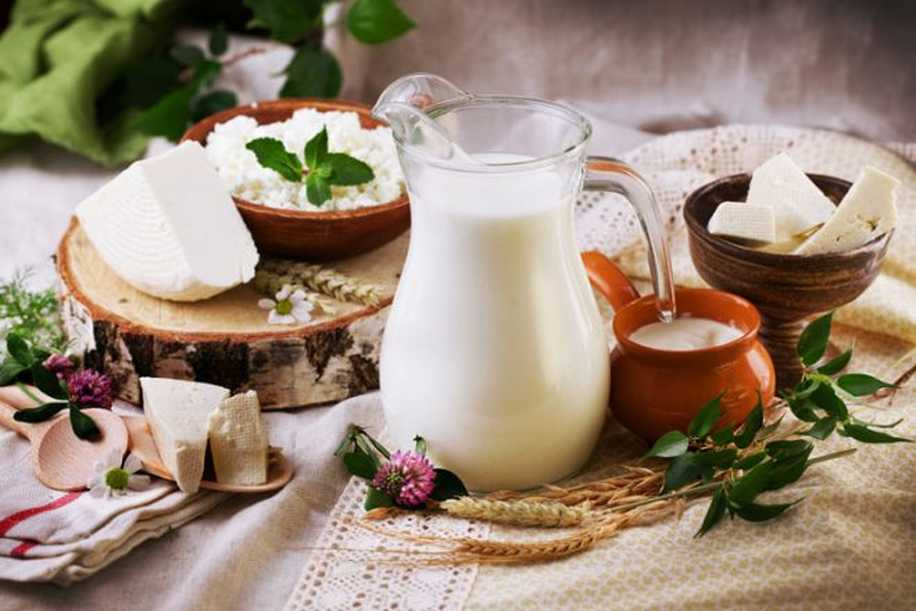 Anne Sütünü Artıran Besinler