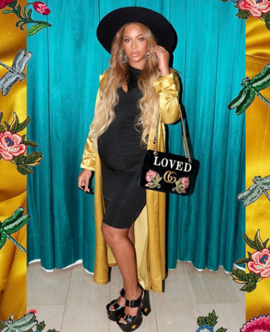 Beyonce İkizleri Doğurdu!