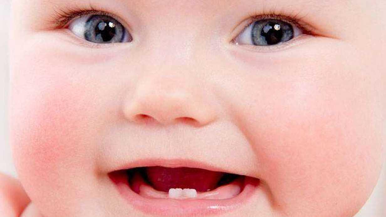 Müjde! Bebeğinizin Dişi Çıkıyor
