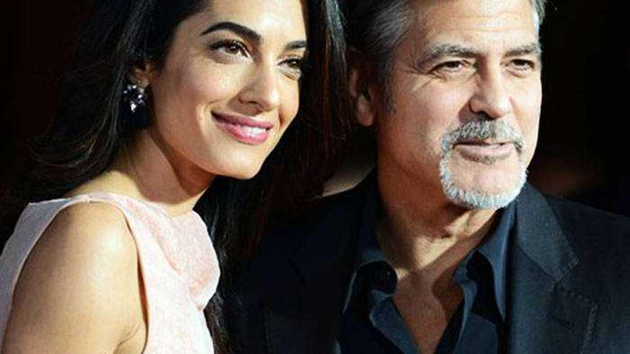 George Clooney ve Amal Clooney Çifti İkiz Bebek mi Bekliyor?