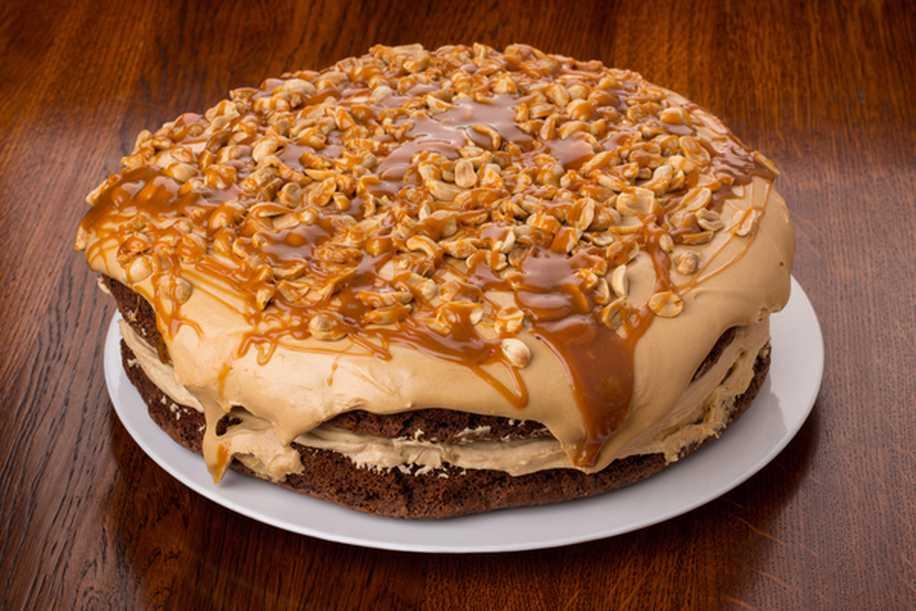 Fıstık ve Karamelin Mükemmel Uyumu: Snickers Pasta!