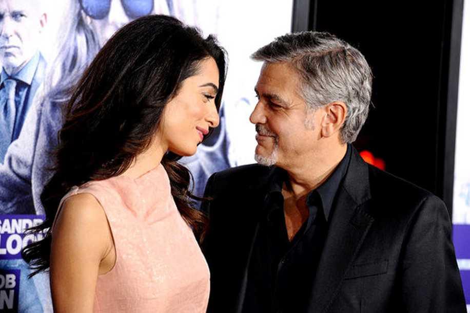 George Clooney'den Dudak Uçuklatan Doğum Bütçesi