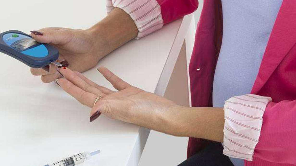 Gebelikte Şeker Yükleme Testi