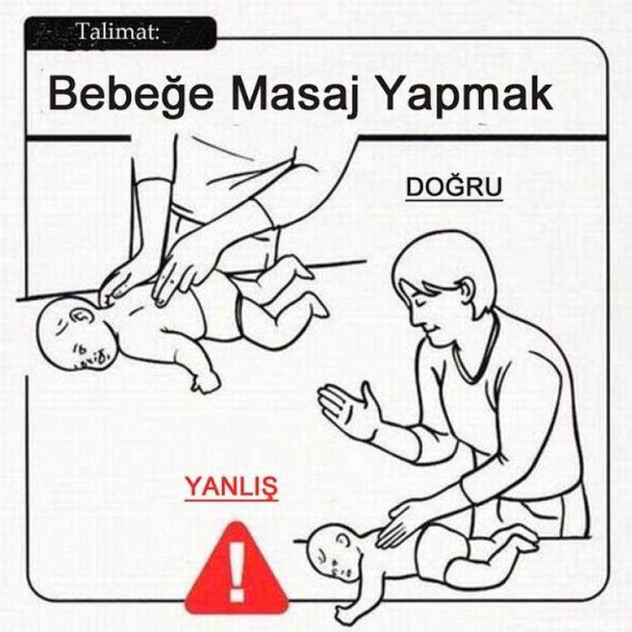 15 Komik Karikatürle Bebek Bakmanın Püf Noktaları