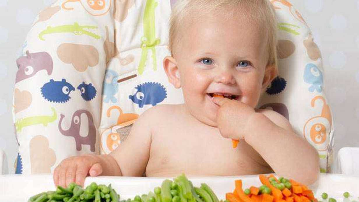 Bebeğim Katı Gıda İle Tanışıyor