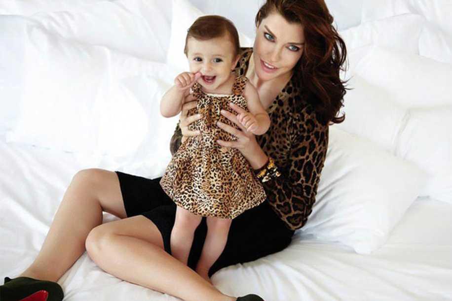 Uzaktan Müjdelediler! Doğum İçin Amerika'yı Tercih Eden Ünlü Türk Anneler