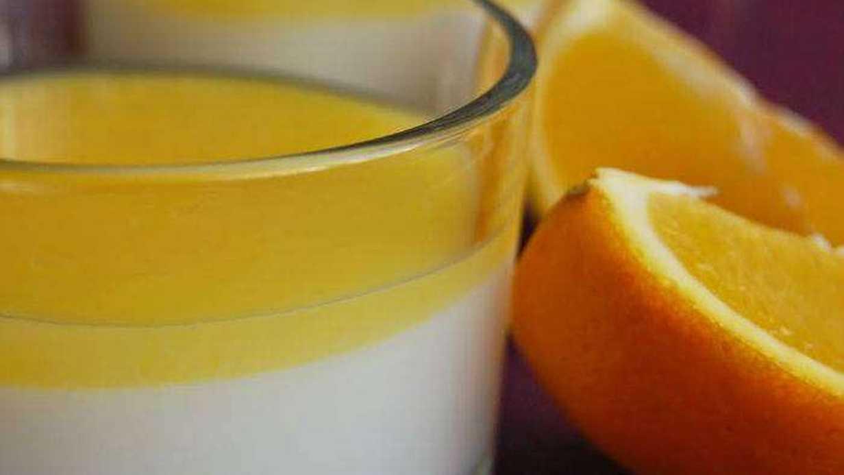 Minik Gurmelere Özel: Portakallı Sütlü Bebek Muhallebi