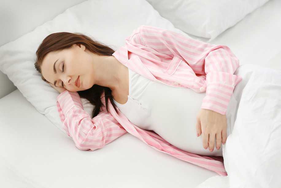 Hamileler İçin Uyku Rehberi
