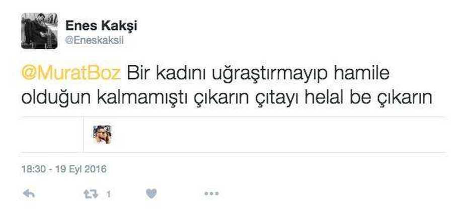 Murat Boz Hamile!